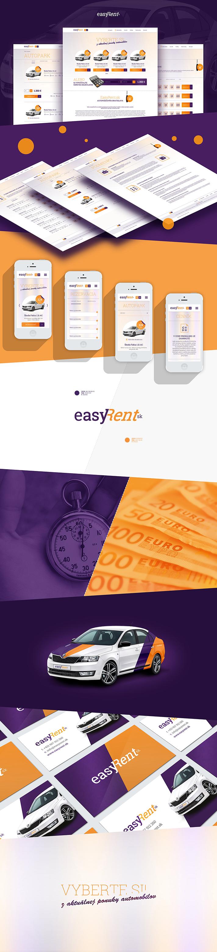 Autopožičovňa EasyRent